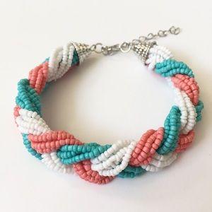 Jewelry - *LAST ONE!* Glass Seed Bead Bracelet